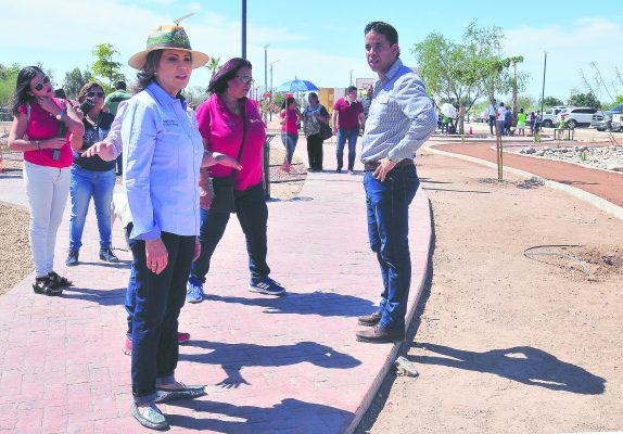 Revisará alcaldesa celdas de Hermosillo