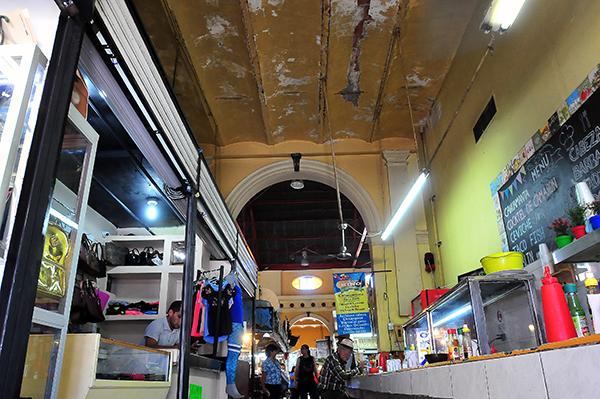 [Galería] Mercado Municipal en espera