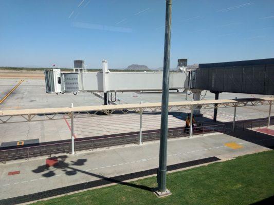 Invierten casi 500 mdp en modernización del aeropuerto de Hermosillo