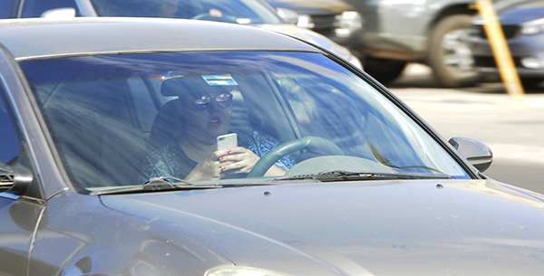Es celular principal causa de accidentes en Sonora