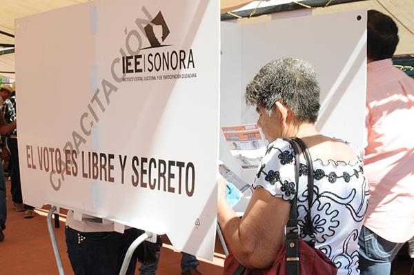 Se instalarán 31 casillas especiales en Sonora