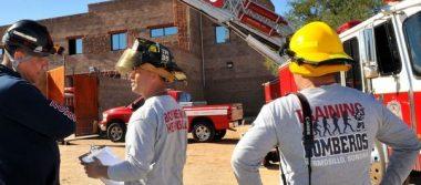 Invitan al campamento de verano de bomberos