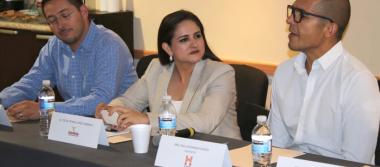 Hermosillo será una ciudad verde y amigable: Célida López