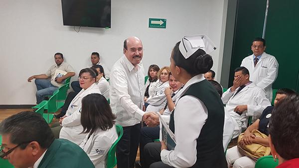 Invertirán en un hospital en Navojoa