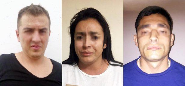 Capturan a banda de delincuentes de origen colombiano
