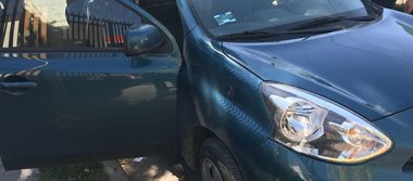 Encuentran un vehículo robado en El Sahuaro