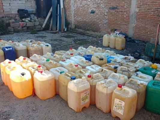 Aumenta en Sonora  robo de hidrocarburos