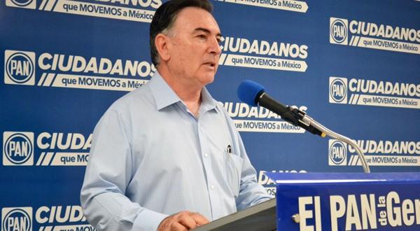 Detienen a Juan Valencia Durazo, ex titular del PAN en Sonora