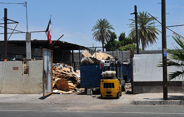 Exigen intervención de las autoridades en la San Benito