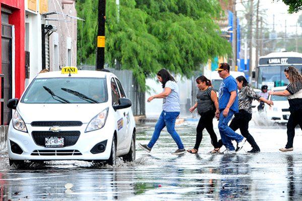Enfrenta Hermosillo un récord en lluvias