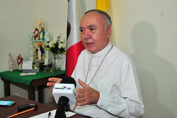 Llama Arzobispo a reflexionar el voto