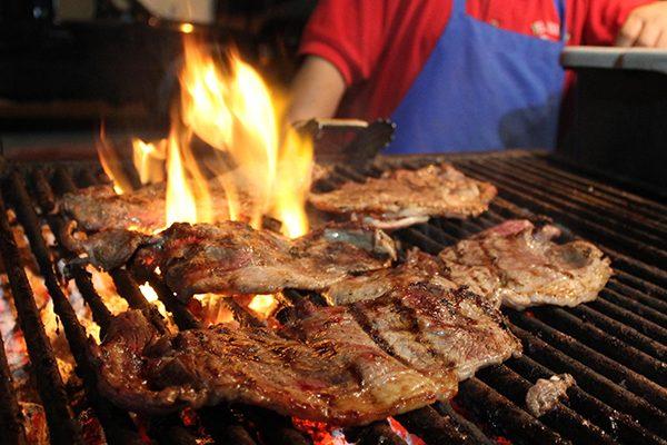 Promueve IMSS la carne asada