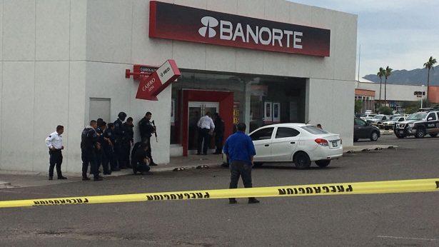 Envía Banorte información sobre situación de sucursal en Hermosillo