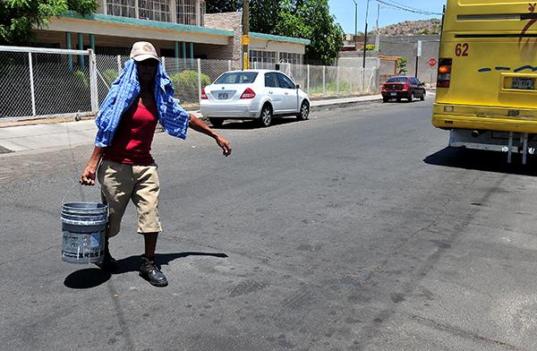 Seguirán temperaturas a la alza en Hermosillo