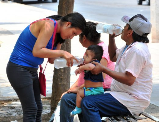 Rondarán los 40°C para este fin de semana en Hermosillo