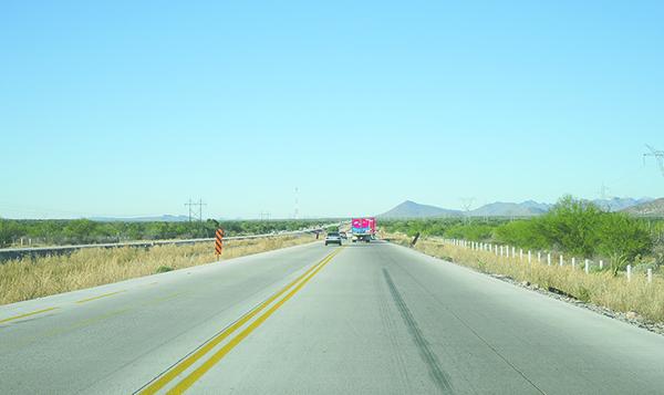 Alerta EUA de riesgos de viajar a Sonora