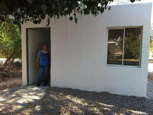Mejoran vivienda de 304 familias