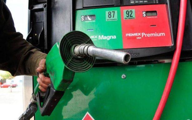 Desploma venta de gasolina 35%