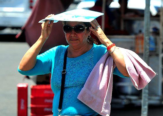 Seguirán altas temperaturas en Hermosillo
