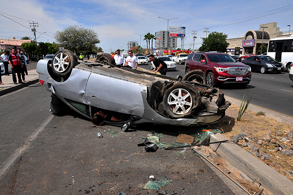 Incrementan en Hermosillo muertes por accidentes viales