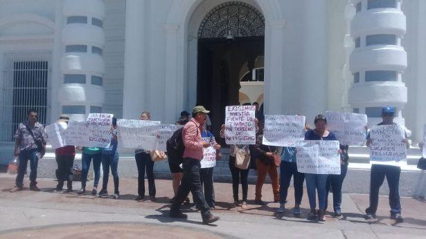 Piden docentes de Sonora una reasignación de plazas