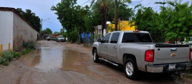 Recorren y apoyan elementos Protección Civil a familias afectadas