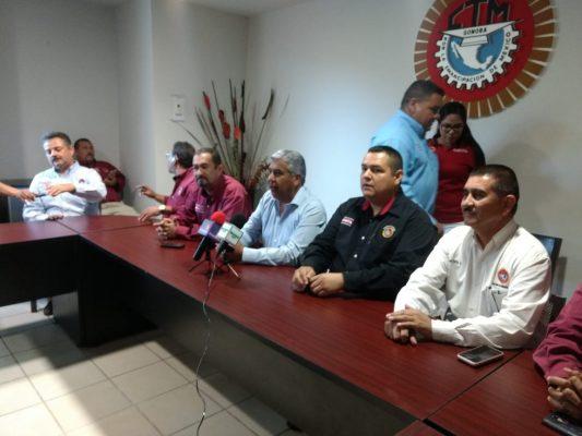 Anuncia Sictuhsa posible huelga para el 27 de agosto