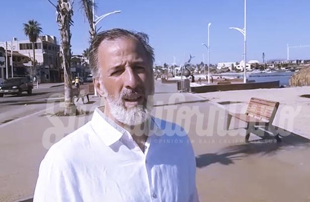 [Video] José Antonio Meade, disfruta de unos días en La Paz