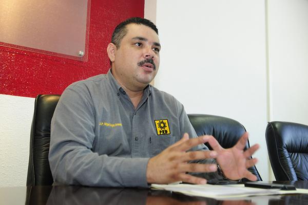 Debe nuevo gobierno mejorar la estructura urbana: Miguel Armenta