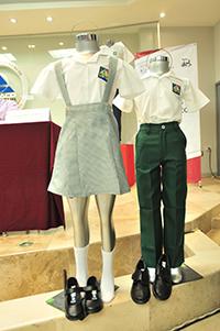 Realizan distribución de uniformes escolares