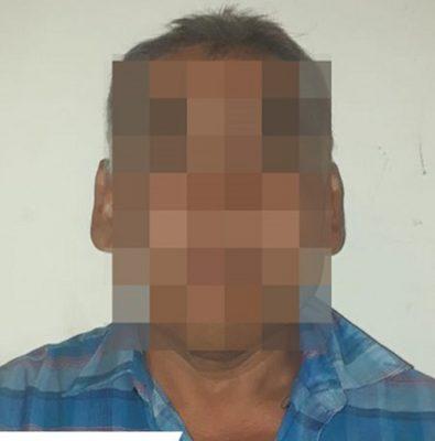 Capturan a hombre que violó a sus hijos