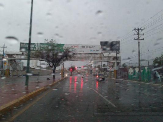 Suspenden clases de nivel básico por las lluvias en Hermosillo