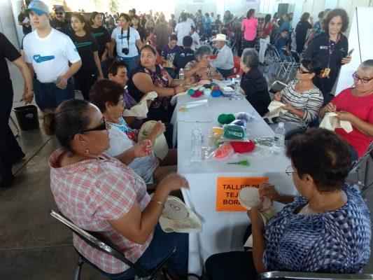 Realizan sexta jornada de salud en La Colorada