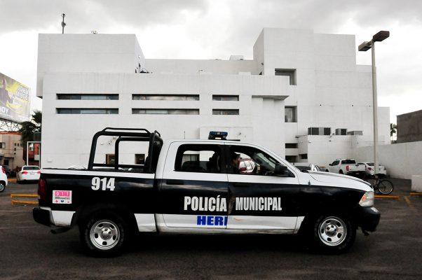 Intenta asaltar banco en la San Benito