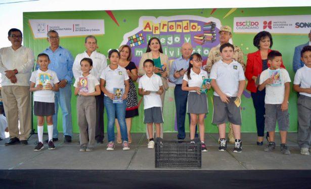 Arrancan campaña contra el uso de juguetes bélicos