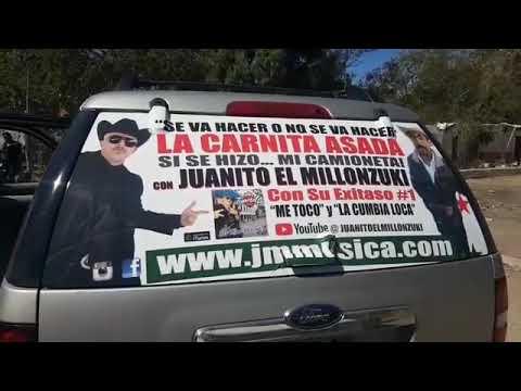 """Recuperan camioneta de """"Franciskini"""" conocido como lord carnita asada"""