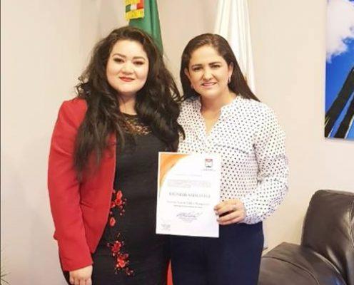 Dirigirá Karen Valles Atención a la Mujer de Hermosillo