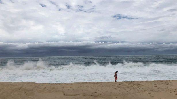 Se forma una depresión tropical en el mar de Cortés