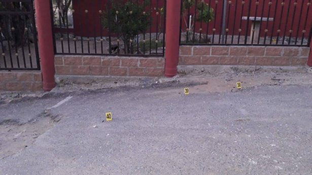 Disparan armas de fuego contra una vivienda en el Palo Verde