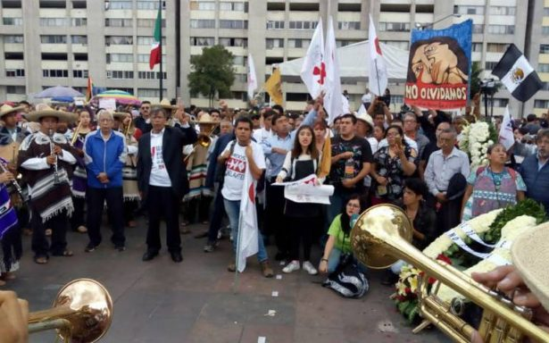 Hijos y nietos de afectados del Movimiento del 68 piden apertura de archivos y justicia