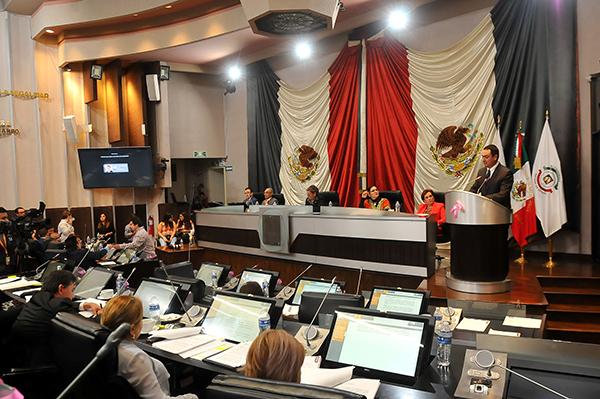 Piden diputados se repruebe a más municipios