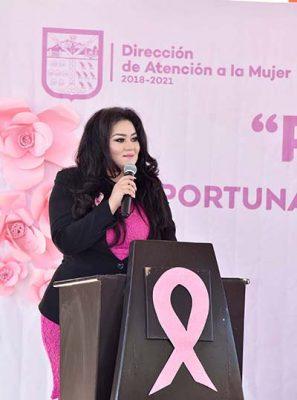 El machismo imposibilita detectar cáncer de mama