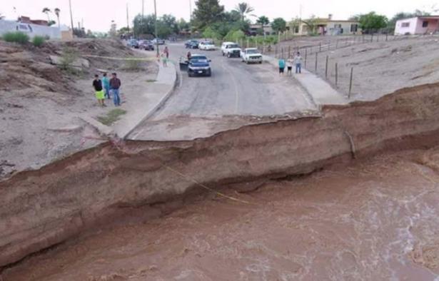 Solicitan declaratoria de emergencia para municipios del Noroeste de Sonora
