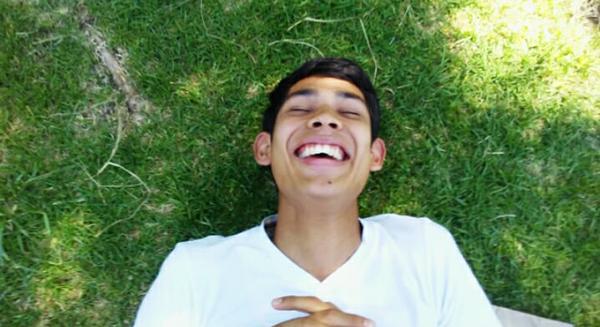 Blas Osuna Rosales, enfrenta  al sarcoma de Ewing