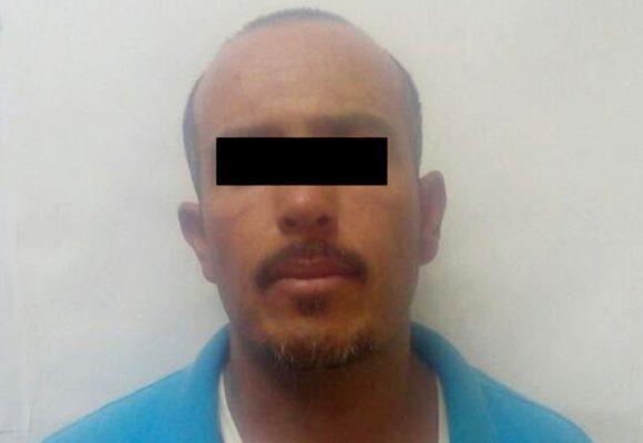 Detienen a presunto homicida en Las Ladrilleras