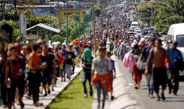 Sonora no esta lista para recibir a la caravana de migrantes: CPA