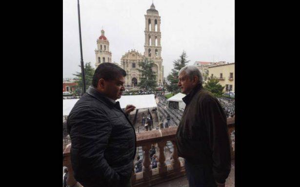 AMLO y Gobernador de Coahuila afinan detalles sobre proyecto de zona libre en frontera