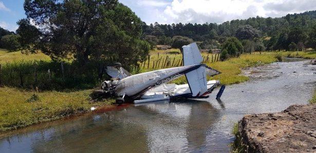 Mueren tres en avionazo en Yécora
