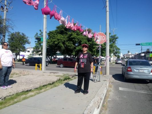 [Audio] Busca CUCA concientizar sobre el cáncer de mama