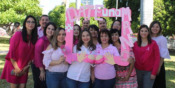 Libran una lucha contra el cáncer
